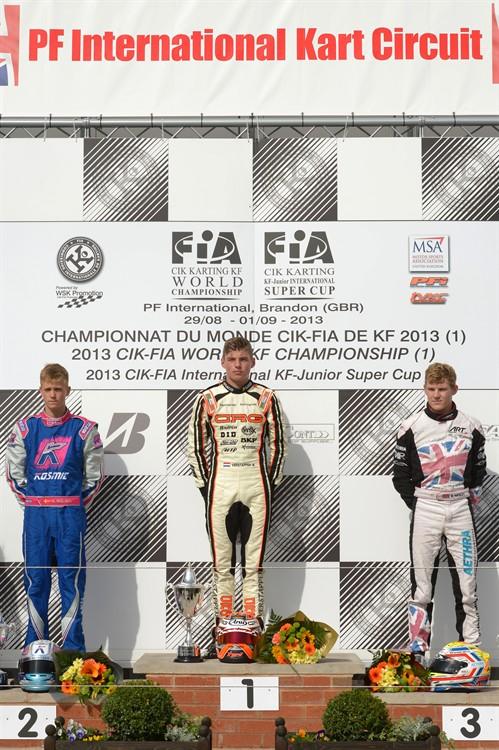 Max Verstappen KF Wereld Kampioenschap Rnd 1 - PFI 499x750