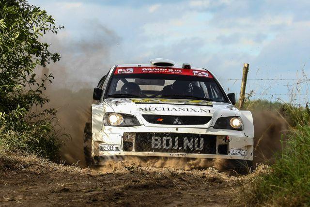 GTC Rally 2014 - Bob de Jong 2