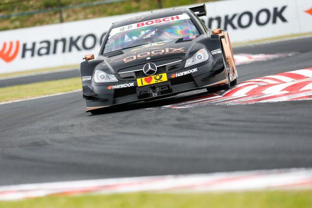 Persbericht - DTM 2014-pre1-Hoch-Zwei-4