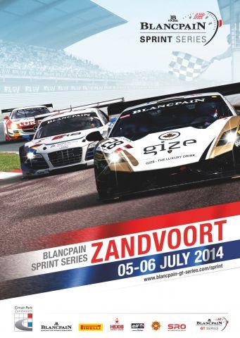 Persbericht - Zandvoort Masters 2014-pre3-image4-Poster GT