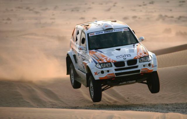 FIA Offroad selection