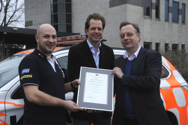FIA Award Extrication Team Zandvoort
