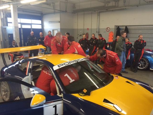Extrication Team Zandvoort Oschersleben 1