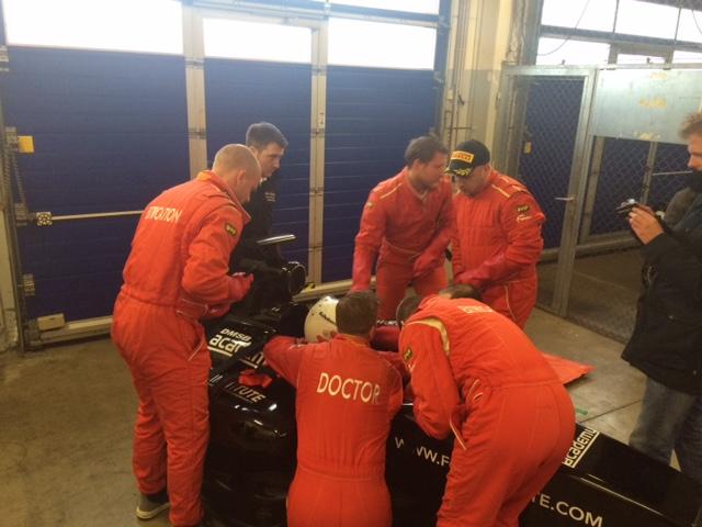 Extrication Team Zandvoort Oschersleben 2