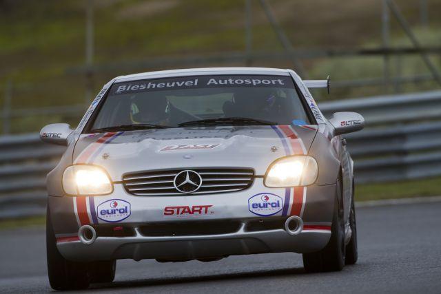 Mercedes-Benz SLK Cup klaar voor 2016 151129