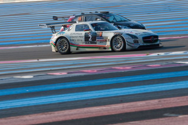 24H PAUL RICARD HP Racing