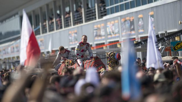 Camel Ride Hankook 24H DUBAI 2016