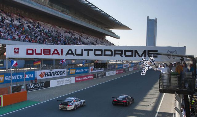Finish Hankook 24H DUBAI 2016