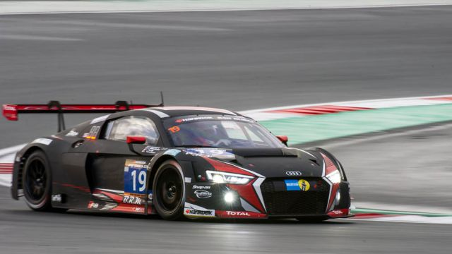 Winner Hankook 24H DUBAI 2016 Belgian Audi Club Team WRT