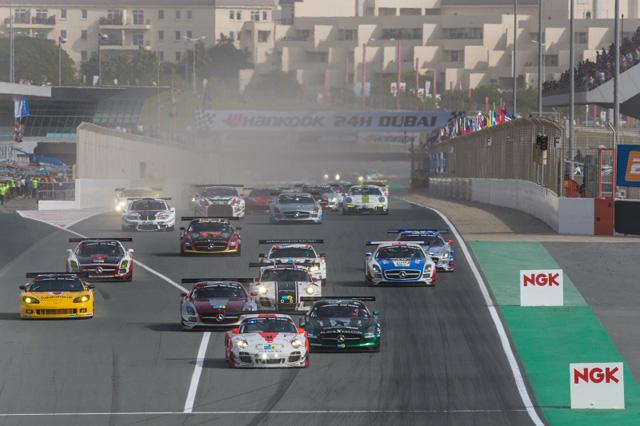 Dubai startgrid 2