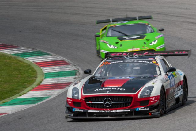 P2 and P3 12H ITALY MUGELLO 2016 Hofor Racing GRT Grasser 800pix