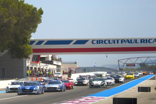 Start Hankook 24H CIRCUIT PAUL RICARD 2015 800pix