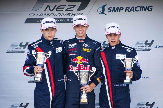 verschoor podium 2