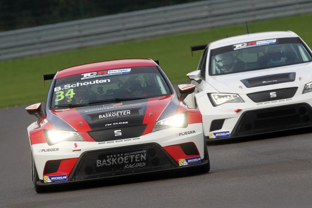 Kronos Events - TCR Benelux - TCR Trophy Europe - SEAT