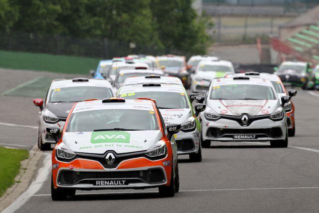 Presse Release - Picture Clio Cup Benelux
