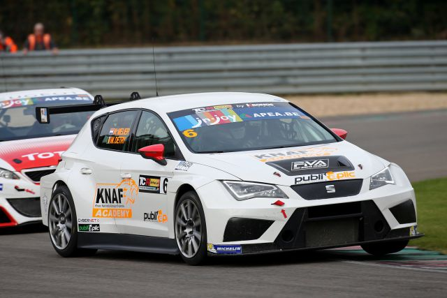 TCR Benelux - SEAT Ferry Monster Autosport - Meijer-Detry