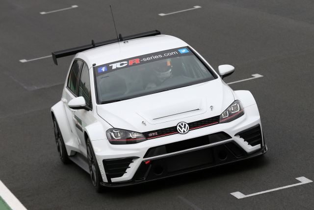 TCR Benelux - VW Golf