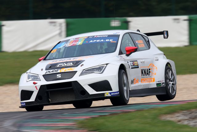 TCR Benelux - Willem Meijer - SEAT Leon TCR - Ferry Monster Autosport