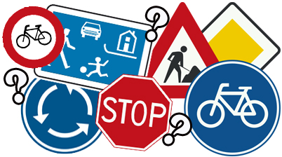 verkeersborden spel