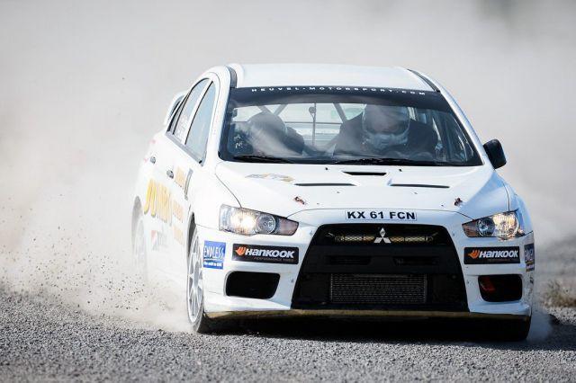 GTC Rally - vd HeuvelBakker