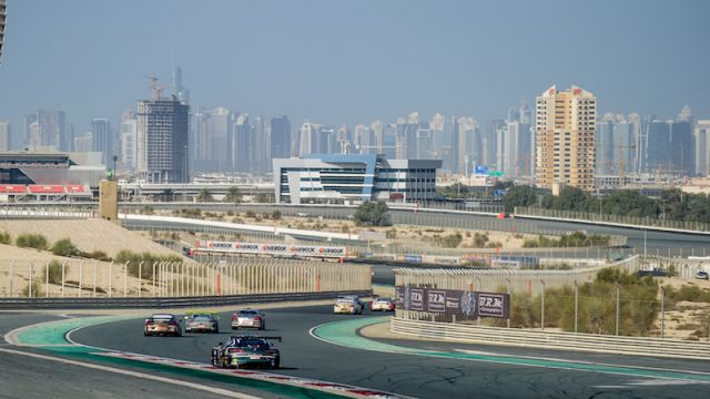 Dubai Autodrome Race