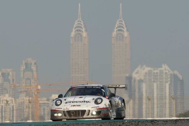 Winner Hankook 24H DUBAI 2017 Herberth Motorsport