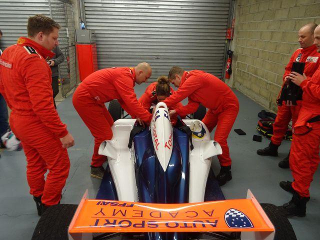 F4 Le Mans