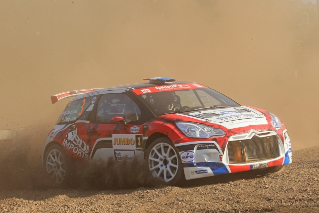 Eurol R5 Rally Challenge GTC Rally Bob de Jong Bjorn Degandt DS 170709
