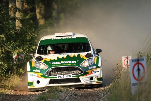 Eurol R5 Rally Challenge GTC Rally Henk Vossen Sander van Barschot Ford 170709