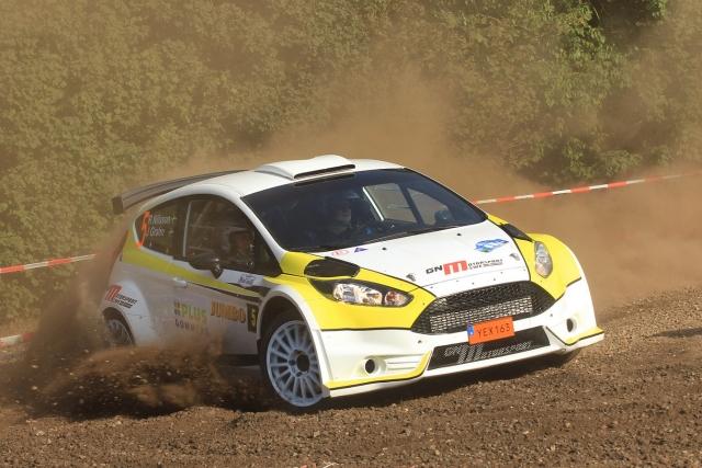 Eurol R5 Rally Challenge GTC Rally Joachim Grahn Rickard Nilsson Ford 170709