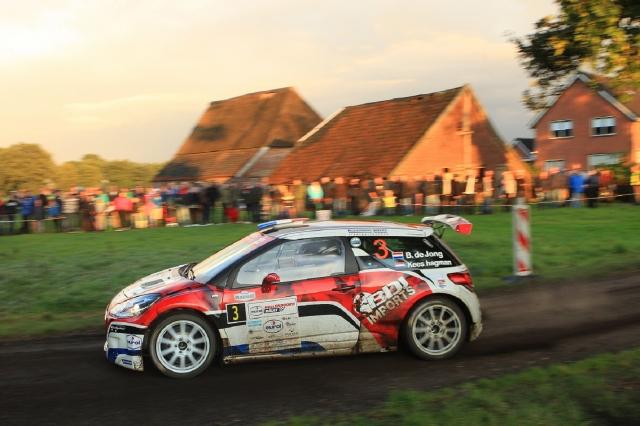 Eurol R5 Rally Challenge Hellendoorn Bob de Jong en Kees Hagman DS 170916