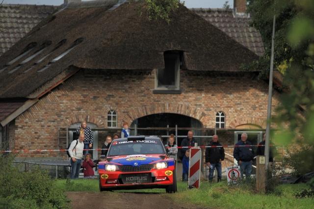 Eurol R5 Rally Challenge Hellendoorn Hermen Kobus en Erik de Wild Skoda 170916