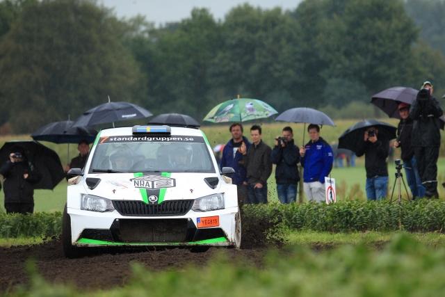 Eurol R5 Rally Challenge Hellendoorn Jorgen Jonasson en Nicklas Jonasson Skoda 170916