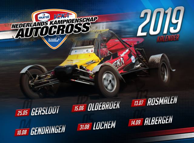 NK Autocross data 2019 bekend!