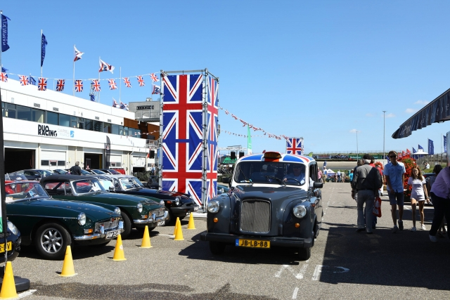 Persbericht British Race Festival v1 Essay