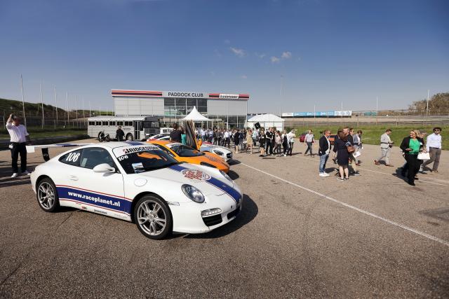 Persbericht Samenwerking Intertent en Circuit Zandvoort Essay 2