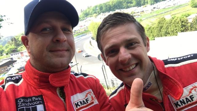 24H Nurburgring samenwerking