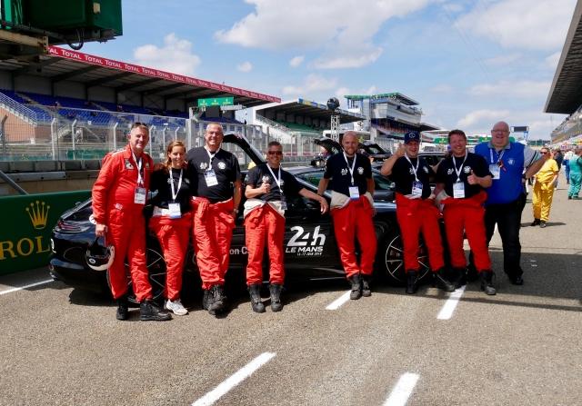ETZ 3e keer op Le Mans