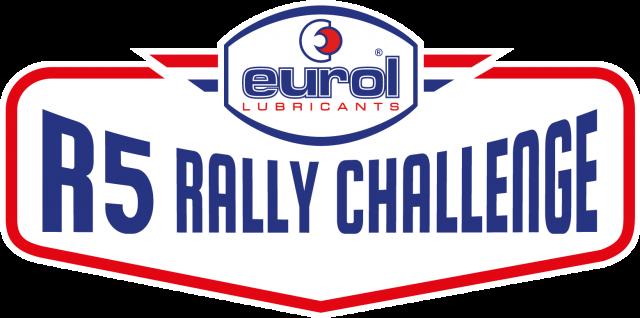Eurol R5 Rally Challenge logo