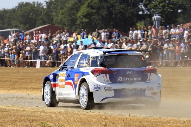 Eurol R5 Rally Challenge GTC Rally 2018 Bob de Jong