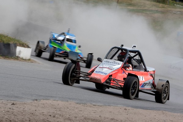 Rallycross NK4 3