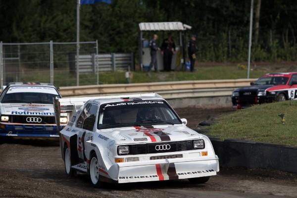 Rallycross NK4 4