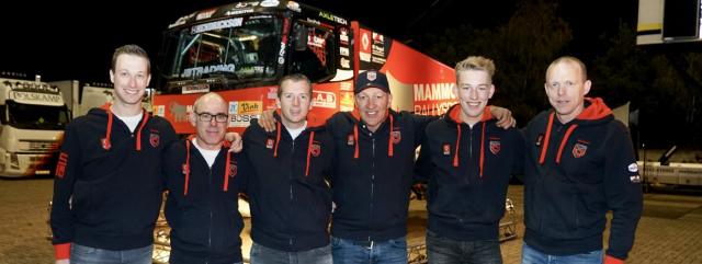 Mitchel van den Brink debuteert in Dakar Rally