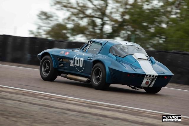 Michiel Campage Corvette Grand Sport winner race 1