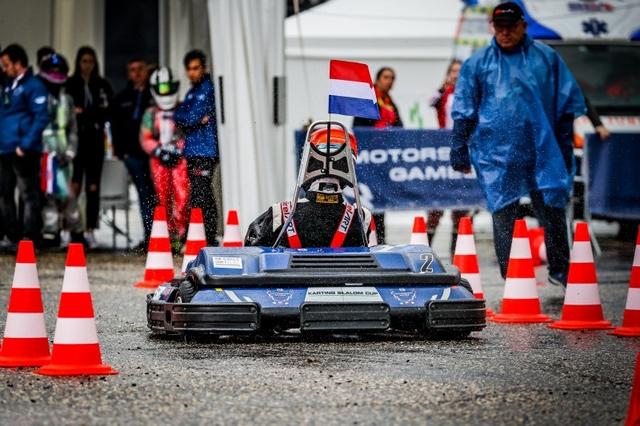 Bastiaan van Loenen finale