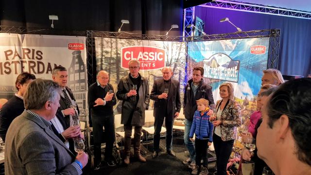 Nederland Historisch Regularity Rally Kampioenschap 2018 Huldiging kampioenen
