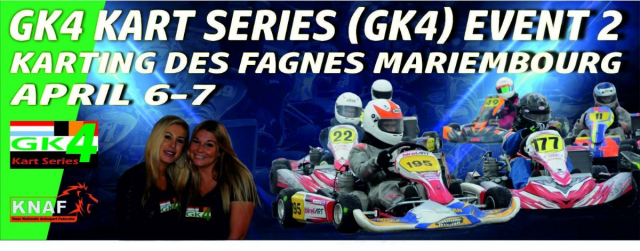 Event 2 GK 4 Karting series