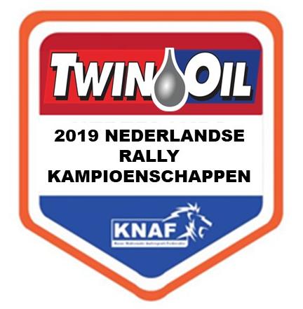 Nieuwe logo Rally 2019