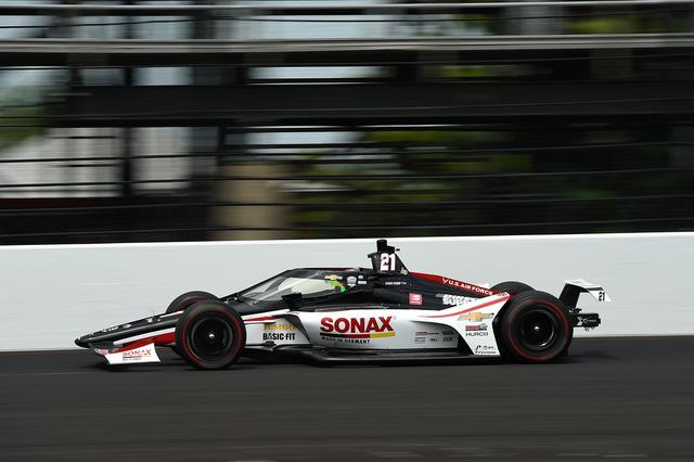 VeeKay Indy500.q.05