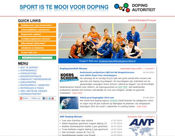 dopingautoriteit